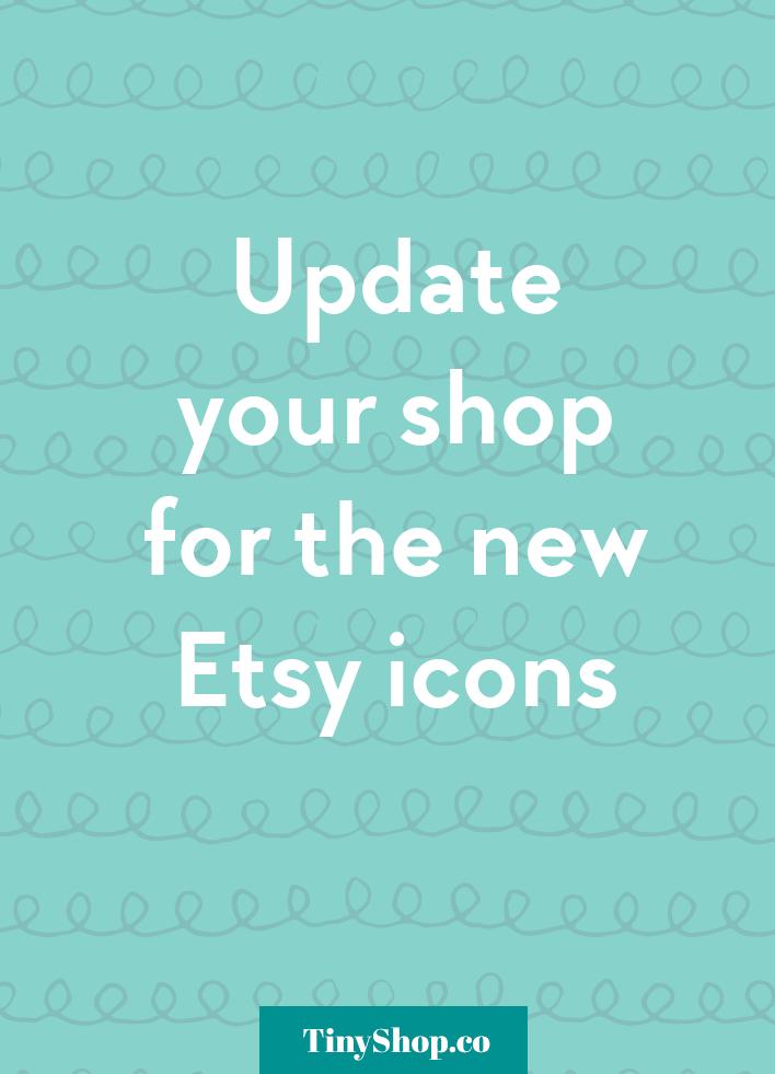 new etsy icons size