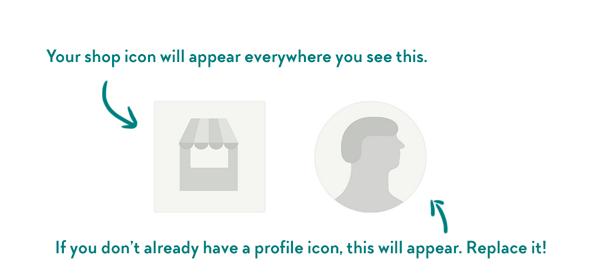 new Etsy icons